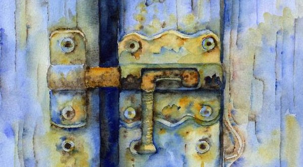 Rusty-Lock_art